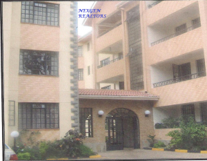 4 BEDROOM APARTMENTS TO LET IN BROOKSIDE – WESTLANDS.