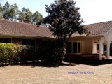 4 BEDROOM BUNGALOW IN 5 ACRES IN KAREN – TO LET